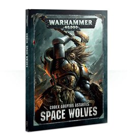 Games Workshop Codex: Space Wolves (8th Edition)