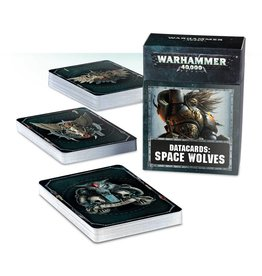 Games Workshop Datacards: Space Wolves (8th Edition)