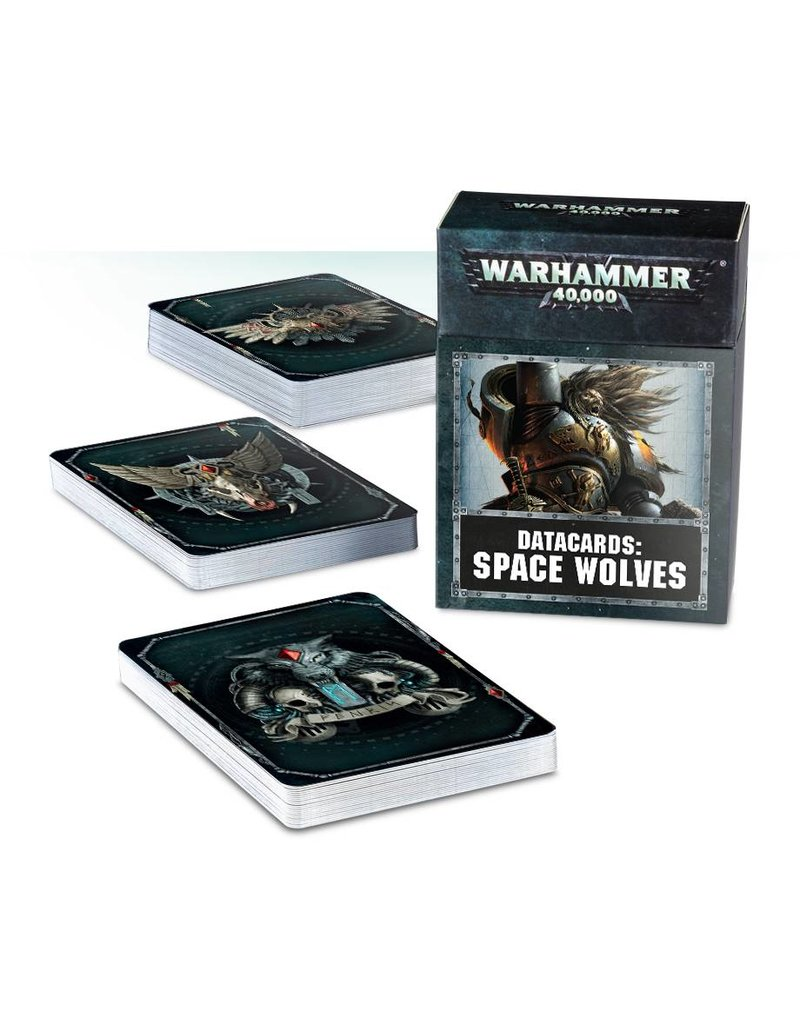 Games Workshop Datacards: Space Wolves (8th Edition) (EN)