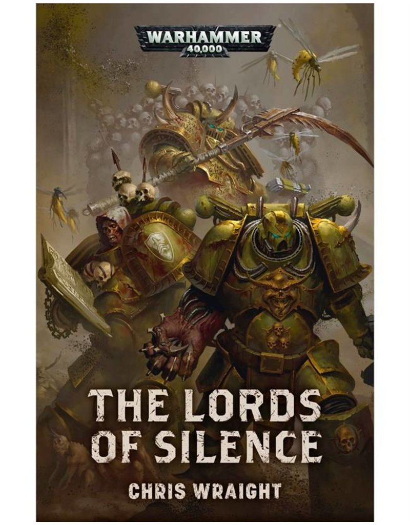 Games Workshop The Lords Of Silence (HB)
