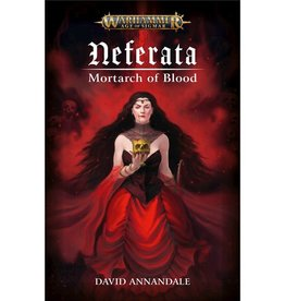 Games Workshop Neferata: Mortarch Of Blood (HB)