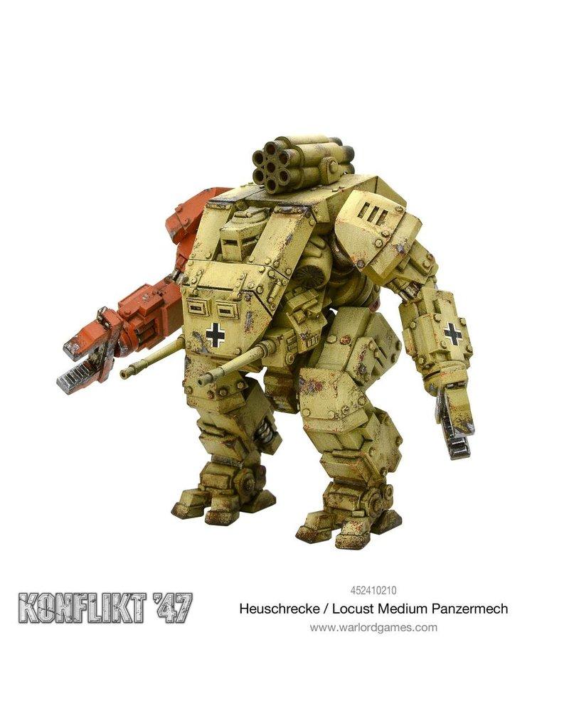 Warlord Games German Heuschrecke (Locust) Medium Panzermech