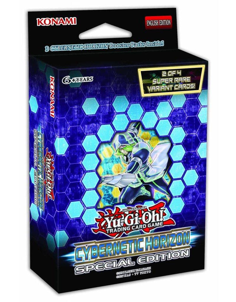 Konami Yugioh Cybernetic Horizon Special Edition