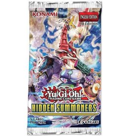 Konami Hidden Summoners Booster Pack