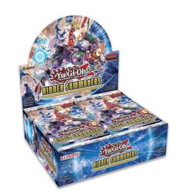 Konami Hidden Summoners Booster Display Box