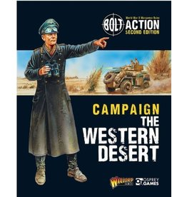 Warlord Games Western Desert campaign Book