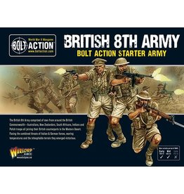 Warlord Games 8th Army Starter Army
