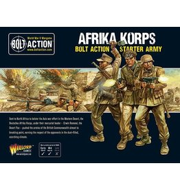 Warlord Games Afrika Korps Starter Army