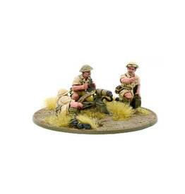 Warlord Games 8th Army MMG Team