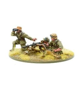 Warlord Games Afrika Korps MMG Team