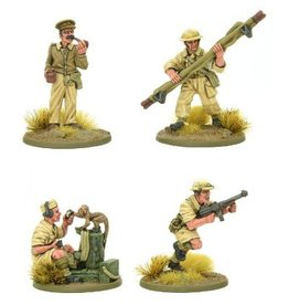Warlord Games 8th Army HQ