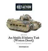 Warlord Games British A12 Matilda II Infantry Tank (Western Desert) Box Set