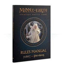 Games Workshop Middle-Earth Strategy Battle Gaming Rules Manual