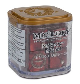 Games Workshop Mordor Dice Set