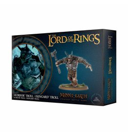 Games Workshop Mordor Troll / Isengard Troll