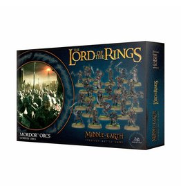 Games Workshop Mordor Orcs