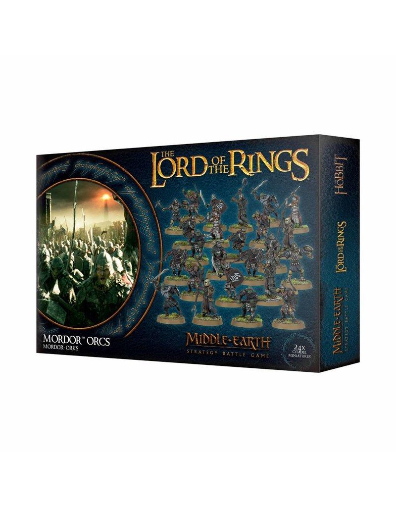 Games Workshop Forces Of Evil: Mordor Orcs