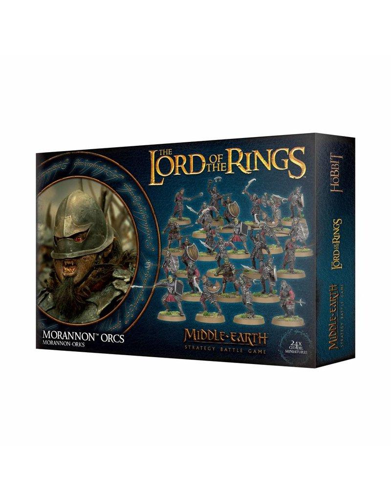Games Workshop Forces Of Evil: Morannon Orcs
