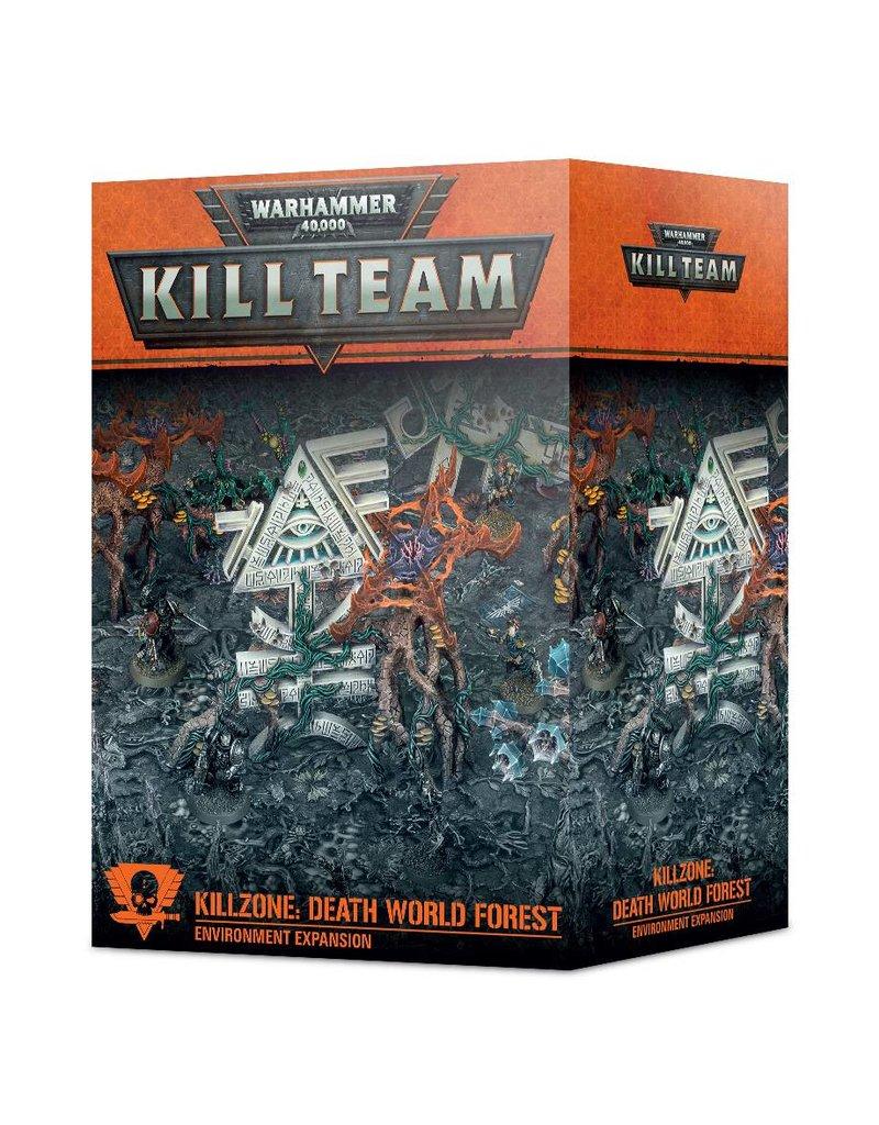 Games Workshop Killzone: Deathworld Forest (ENGLISH)