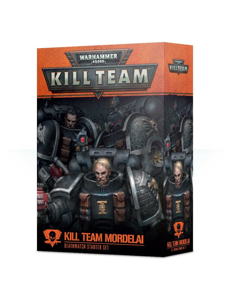 Games Workshop Warhammer 40k Kill Team: Kill Team Mordelai (ENGLISH)
