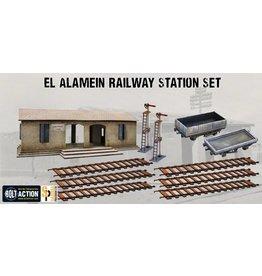Warlord Games El Alamein Railway Station Set