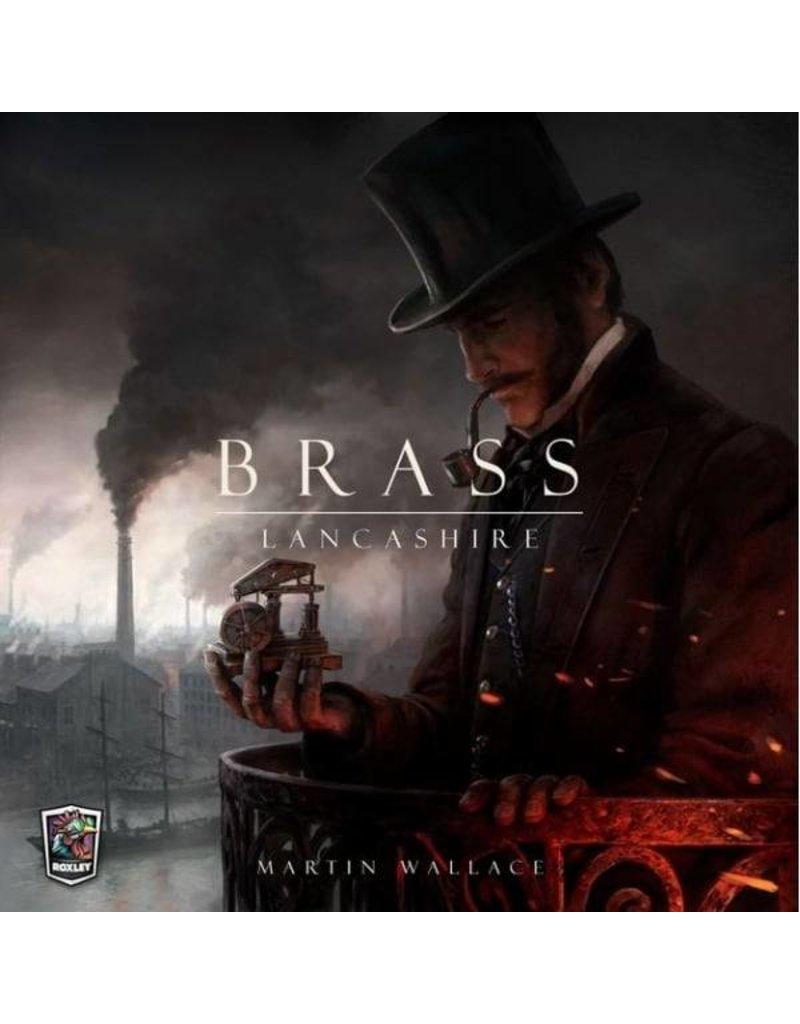 Roxley Brass: Lancashire