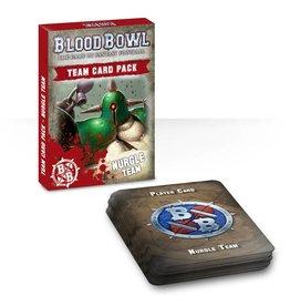 Games Workshop Nurgle Team Cards