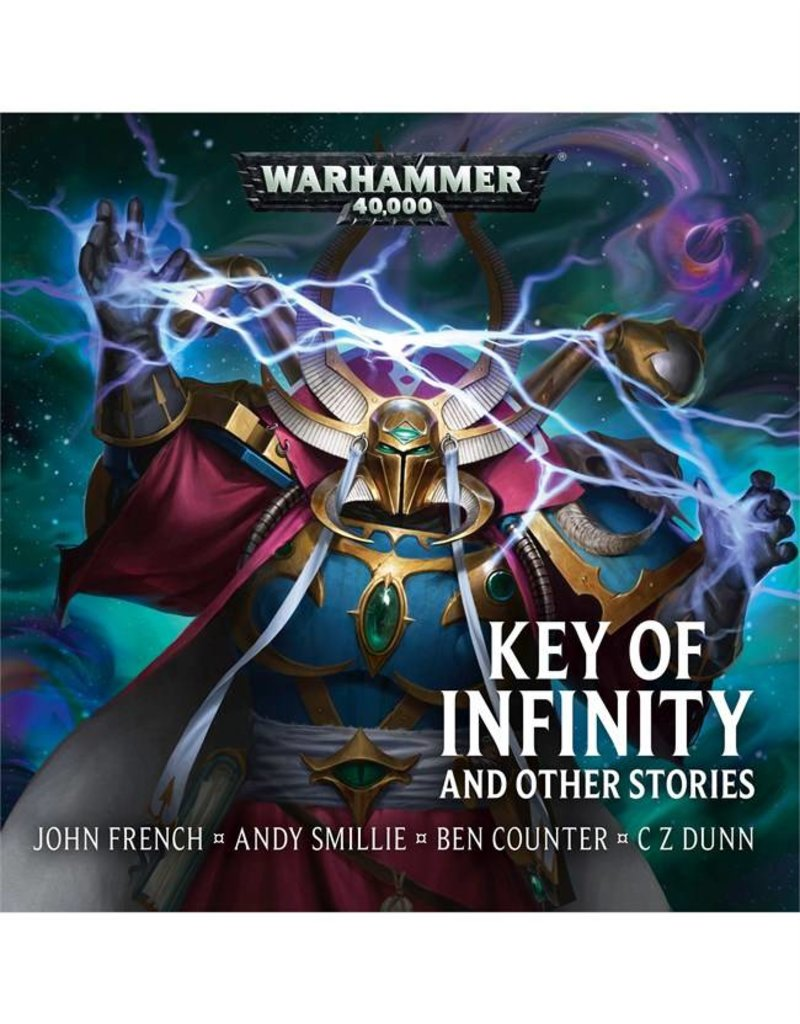 Games Workshop Key Of Infinity & Other Stories (AUDIOBOOK)