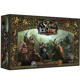 CMON Ltd Stark vs Lannister Starter Set