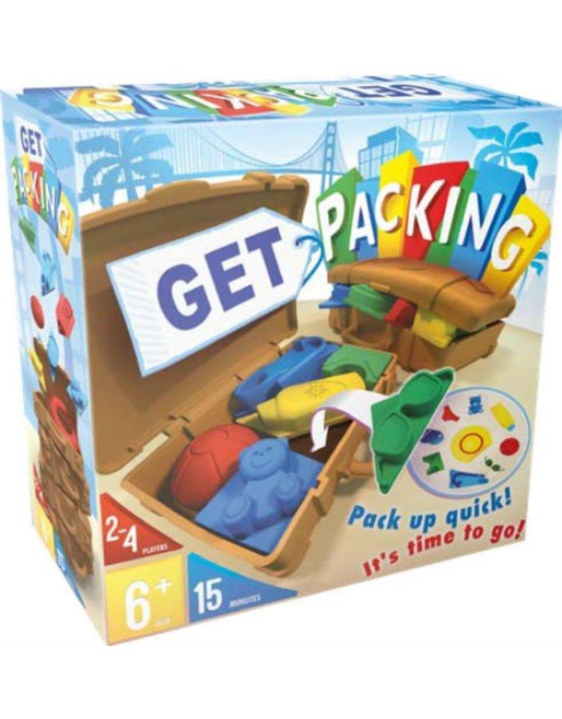 Asmodee Games Get Packing