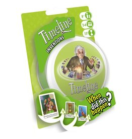 Asmodee Timeline Inventions Blister
