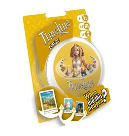 Asmodee Games Timeline Classic Blister