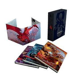 Wizards of the Coast D&D Core Rulebook Gift Set