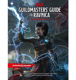 Wizards of the Coast Guildmasters' Guide to Ravnica