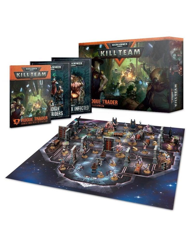Games Workshop Warhammer 40k Kill Team: Rogue Trader Expansion (EN)