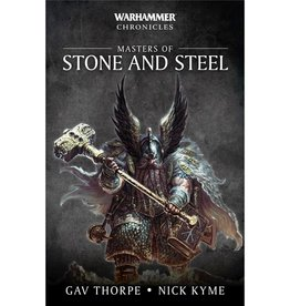 Games Workshop Masters Of Stone And Steel (SB)