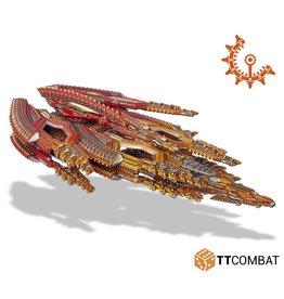 TT COMBAT Uranium/Plutonium Class Dreadnought