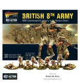 Warlord Games British 8th Army Infantry Squad