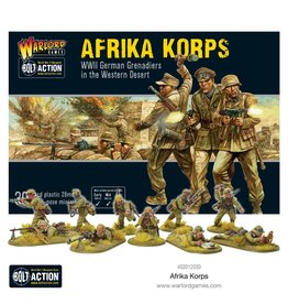 Warlord Games Afrika Korps Infantry