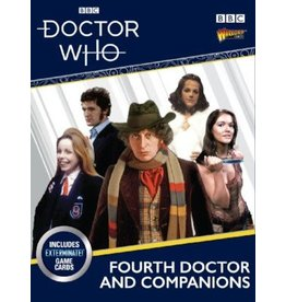 Warlord Games The Fourth Doctor & Companions