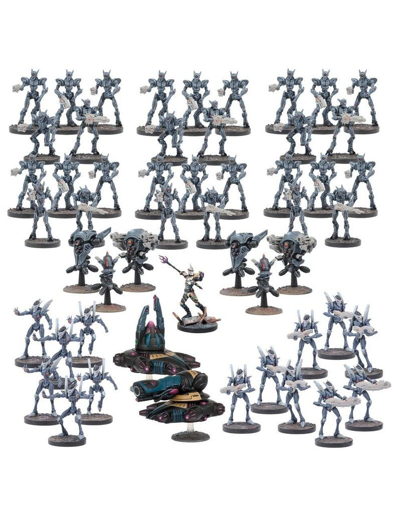 Mantic Games Warpath: Asterian Starter Force Box Set