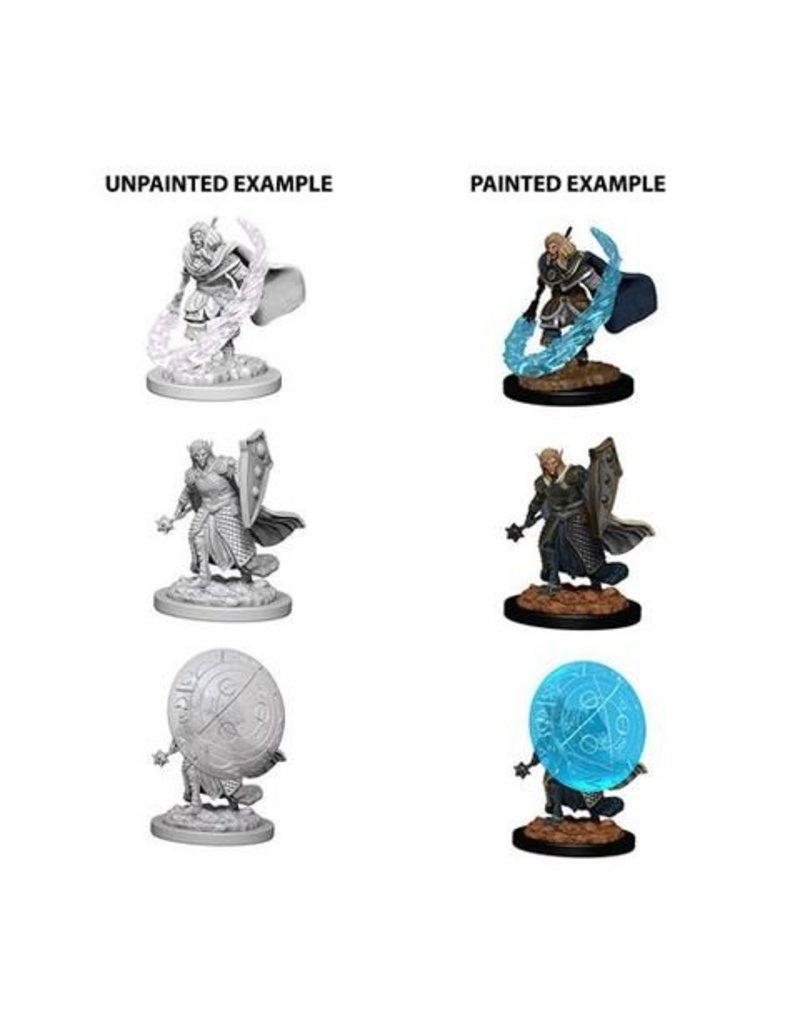 Wizkids D&D Nolzur's Marvelous Miniatures: Elf Male Cleric (Wave 5)