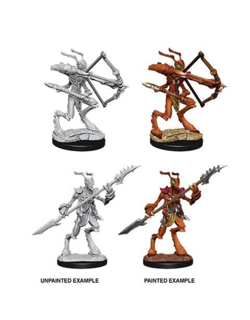 Wizkids D&D Nolzur's Marvelous Miniatures: Thri-Kreen (Wave 5)