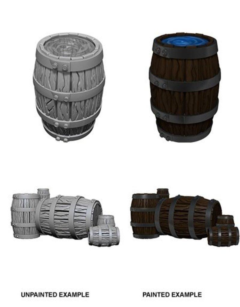 Wizkids Pathfinder Deep Cuts: Barrel & Pile of Barrels (Wave 5)