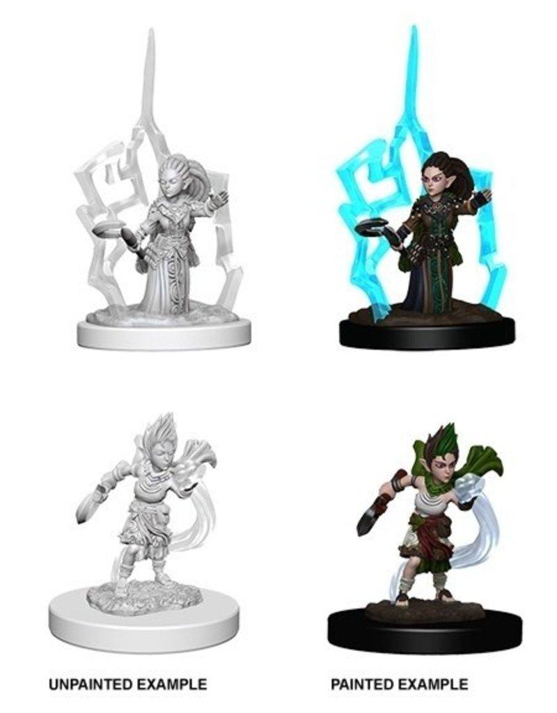 Wizkids Pathfinder Deep Cuts: Gnome Female Druid (Wave 5)