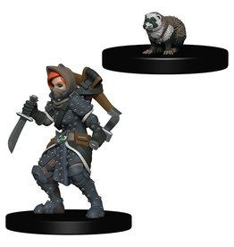 Wizkids Girl Rogue and Badger (Wave 1)