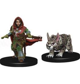 Wizkids Girl Ranger and Lynx (Wave 1)