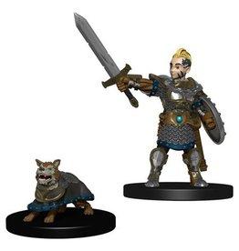Wizkids Boy Fighter and Battle Dog (Wave 1)