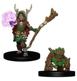 Wizkids Boy Druid and Tree Creature (Wave 1)