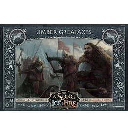 CMON Ltd House Stark: Umber Greataxes